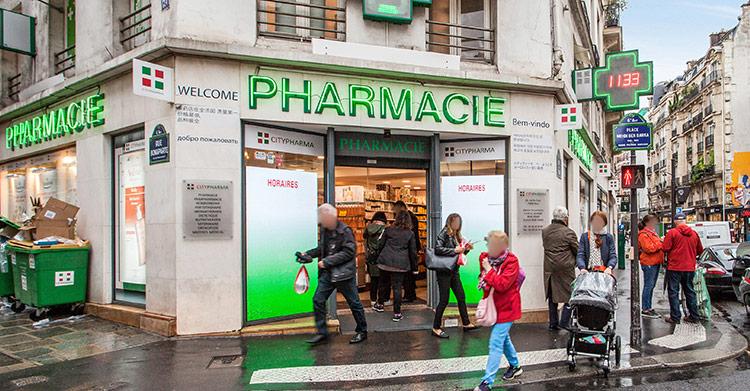 pharmacie citypharma pharmacie et parapharmacie paris 6. Black Bedroom Furniture Sets. Home Design Ideas